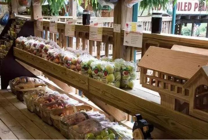 天津市新建网红菜市场,升级换新...