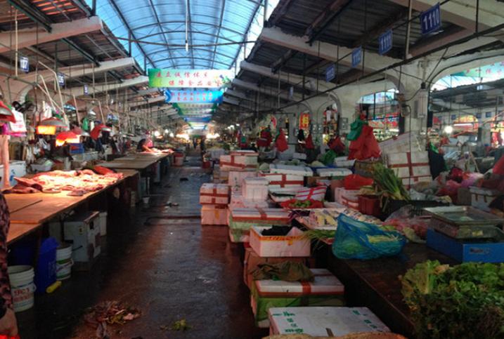 天津南开政府助力农贸市场改革攻坚行动